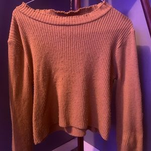 3 for $20! Yellow Sweater